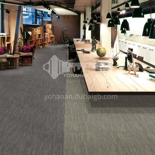 50*50cm PP+bitumen Office Carpet 26R0