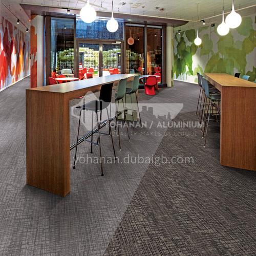 50*50cm nylon+pvc Office Carpet 14D0