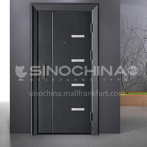 Existing stock door stylish explosion-proof cast aluminum door entry security door