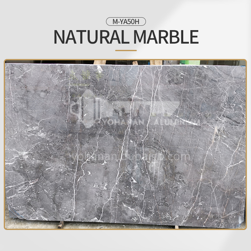 Modern light luxury gray natural marble M-YA50H