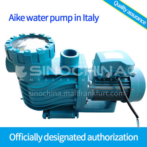AQUA_Aike swimming pool pump swimming pool equipment filtration_circulation_suction sewage pump AP series DQ000656