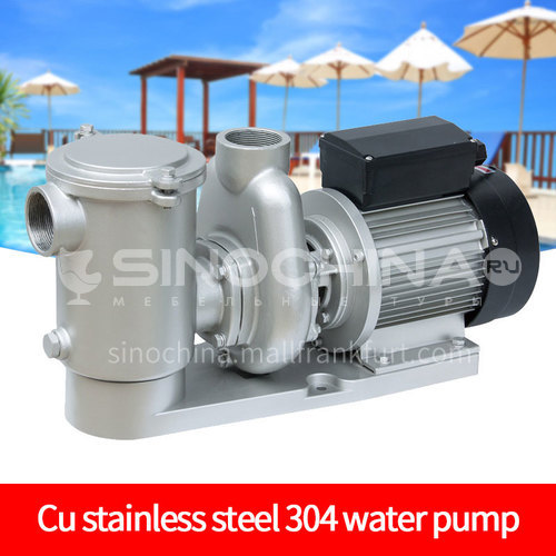 High-lift stainless steel water pump swimming pool equipment circulating centrifugal water pump water fairy silent water pump DQ000663