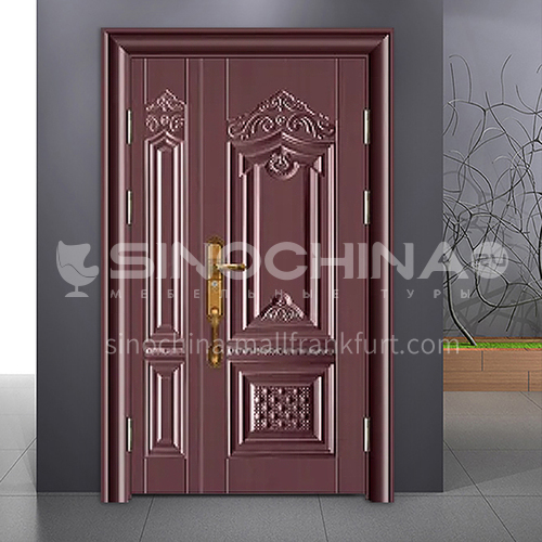 Cast aluminum bulletproof security door other door residential outdoor gate