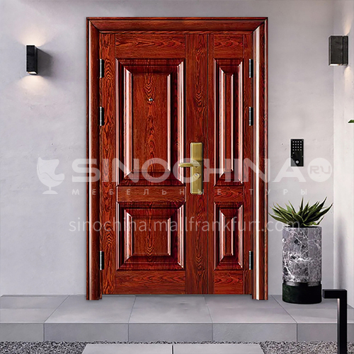G inventory door modern explosion-proof door durable security inner door outer door security door 09