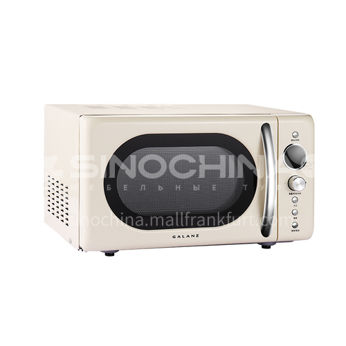 Galanz microwave oven household small mini automatic KJ (W0) retro microwave oven DQ000911