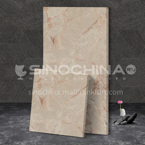 Modern simple red natural marble M-HA30Z