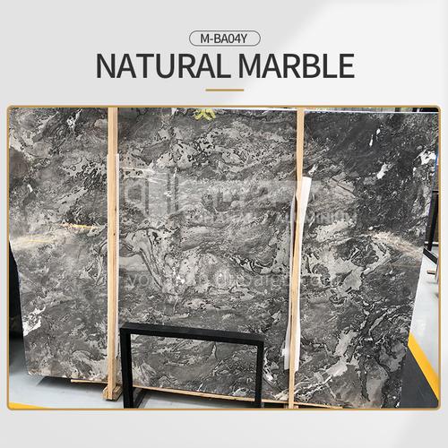 Modern light luxury gray natural marble M-BA04Y