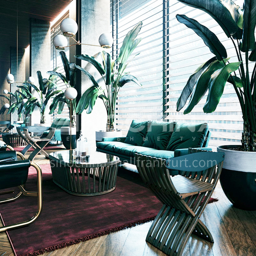 Hotel lobby bar design BB1008
