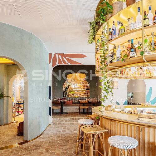 Cafe bar design BB1013