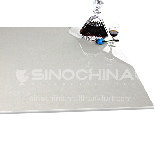 Non-slip floor tiles for bedroom polished tiles-WJ8017 800mm*800mm