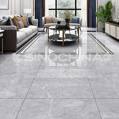 Simple And Modern White Tile Living, Tile For Living Room