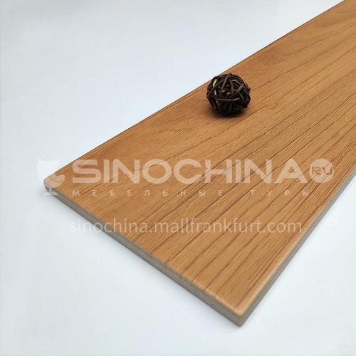 Antique wood grain tiles for living room bedroom balcony floor tiles-150x800mm MY5816