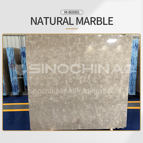 Classic European Grey Natural Marble M-B008S