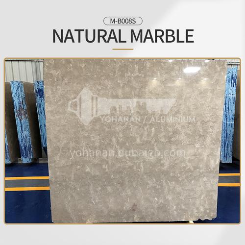 Classic European Grey Natural Marble M-B008S