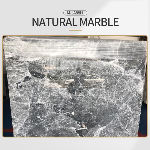Modern light luxury gray natural marble M-JA88H