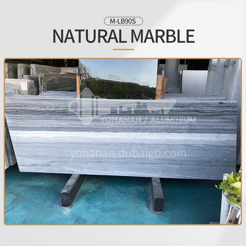 Modern light luxury gray natural marble M-LB90S