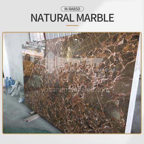 Modern light luxury brown natural marble M-RA85D