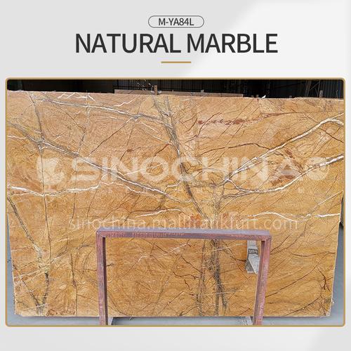 Modern light luxury brown natural marble M-YA84L