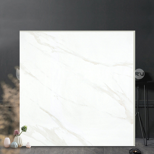 Diamond tiles imitation marble floor tiles new living room background wall tiles-SKL9B817 800mm*800mm
