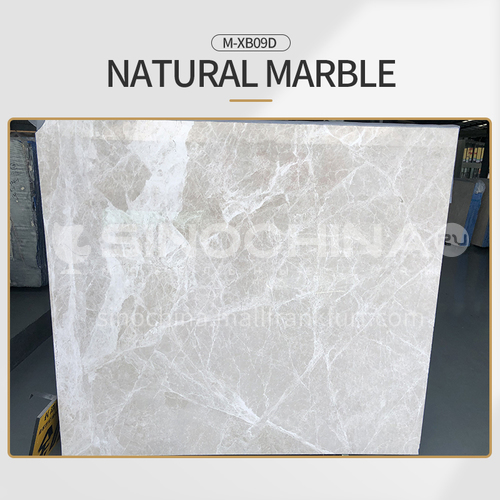 Modern light luxury gray natural marble M-XB09D