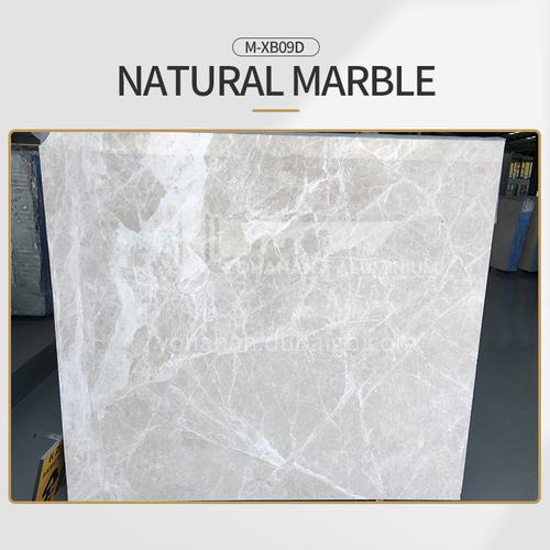 Modern light luxury gray natural marble M-XB09D