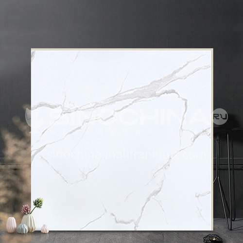 Diamond tile imitation marble floor tile new living room background wall tile-SKL8231 800mm*800mm