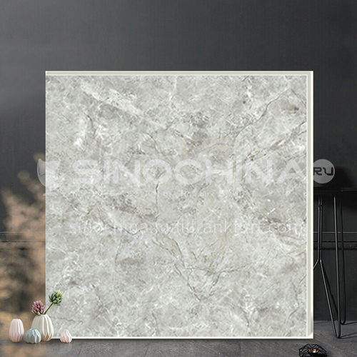 Diamond tile imitation marble floor tile new living room background wall tile-SKL8240 800mm*800mm