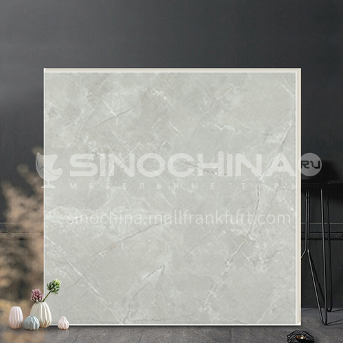 Diamond tiles imitation marble floor tiles new living room background wall tiles-SKLH8P069 800mm*800mm
