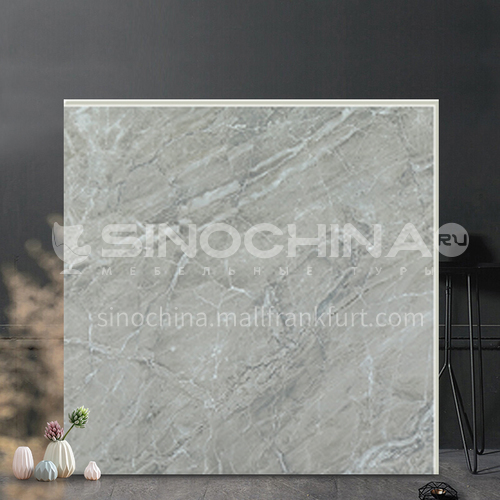 Diamond tile imitation marble floor tile new living room background wall tile-SKLH8P256 800mm*800mm