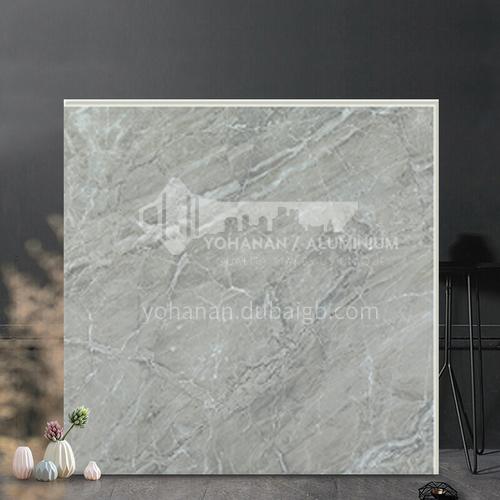 Diamond tile imitation marble floor tile new living room background wall tile-SKLH8P256 800mm*800mm