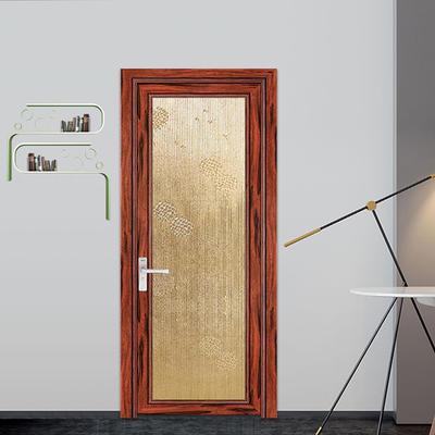 G 1 2mm Classic Style Aluminum Alloy Swing Door Toilet Door Kitchen Door Sundries Room Door 10