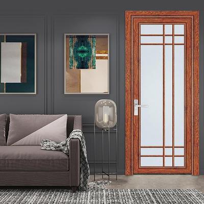 G 1 2mm Classic Style Aluminum Alloy Swing Door Toilet Door Kitchen Door Sundries Room Door 13