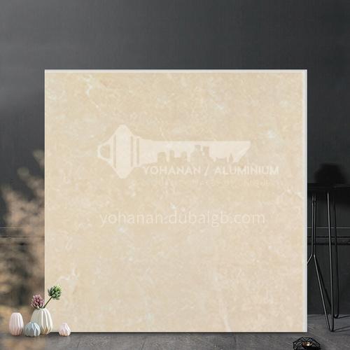 Full body marble tile living room warm color floor tile floor tile background wall tile-SKLTT054 800mm*800mm