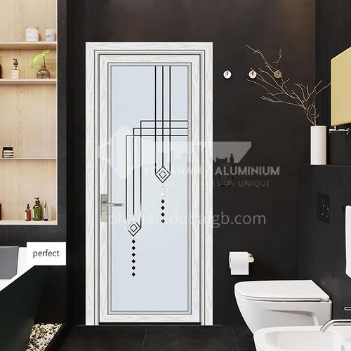 1.2mm aluminum alloy swing door durable waterproof toilet door toilet door 35