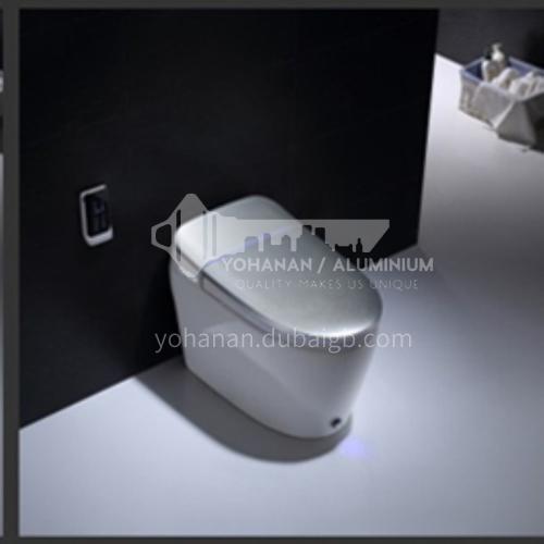 Bathroom  intelligent smart toilet    electric one piece bidet toilet S-trap 300mm
