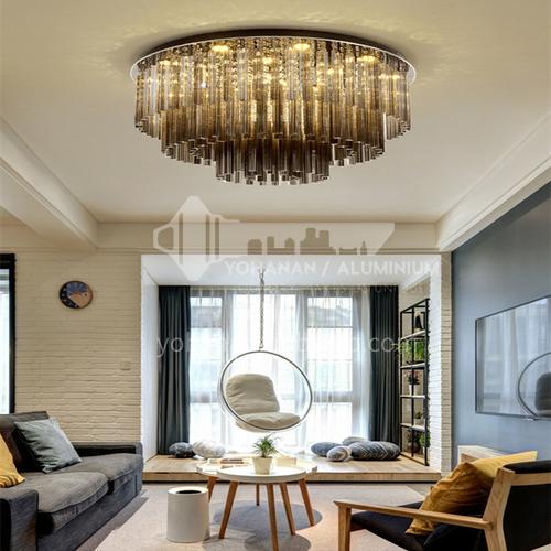 Living room crystal lamp led ceiling lamp modern restaurant bedroom lamp GD-1230