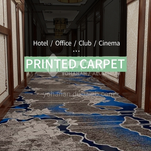 Corridor carpet series 10  for office cinema hotel project