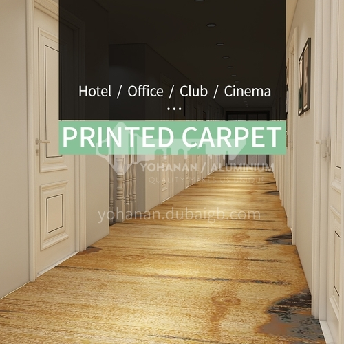 Corridor carpet series 11  for office cinema hotel project