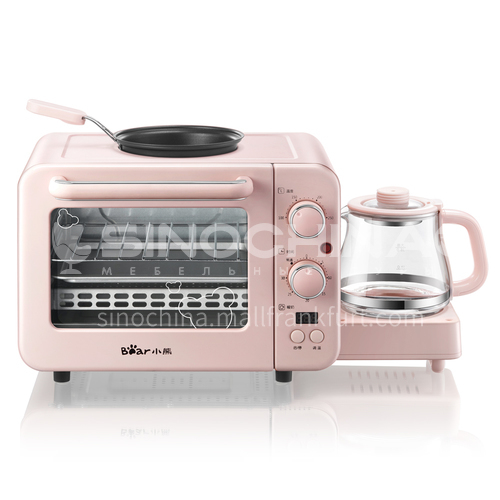 Bear breakfast machine home automatic multi-function electric oven toaster artifact DQ000535