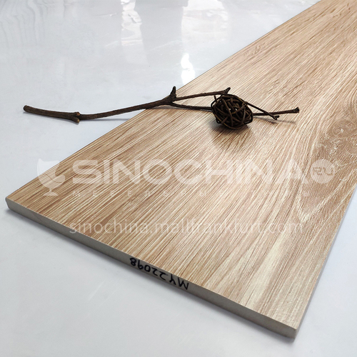 Modern Straight Edge Porcelain Wood Grain Tile-200x1200mm MY22098