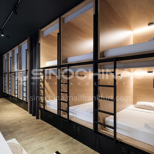 Hotel - Capsule Hotel    BH1016