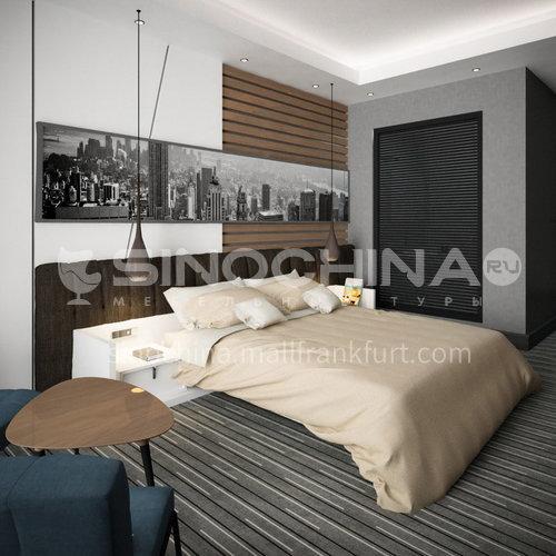 Hotel - contemporary hotel room   BH1022