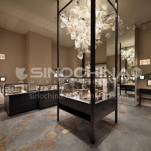 65㎡ brand jewelry store design BSM1003