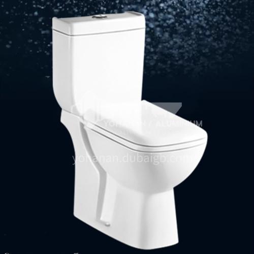 Ceramic Washdown flush toilet  Two-Piece  toilet