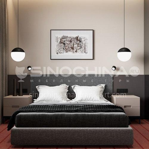 Hotel - contemporary hotel rooms    BH1035
