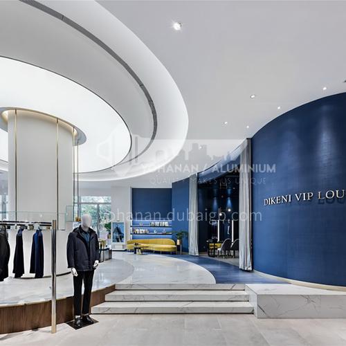 clothing store design BSM1005