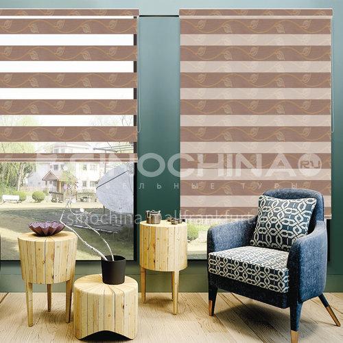 Modern minimalist style high quality soft curtain SF-RS63-YZ