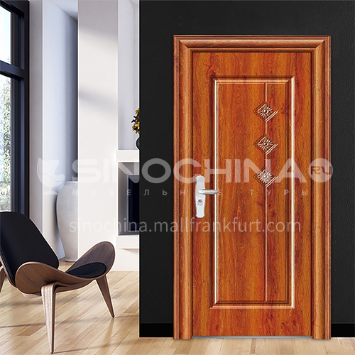 Interior bedroom door apartment door hotel restaurant project iron door