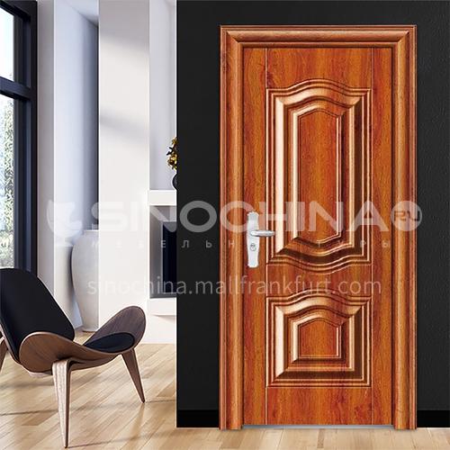 Modern style hot-selling steel security door