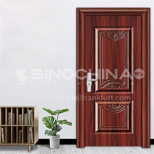 Apartment iron door cheap interior bedroom door toilet door
